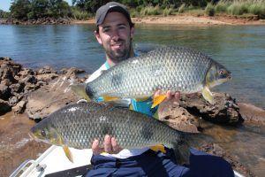 pescaria na argentina