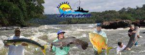 pacote de pesca rio juruena